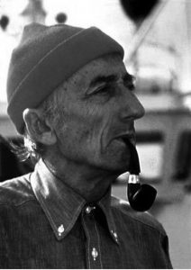 Jacques Cousteau, CMAS